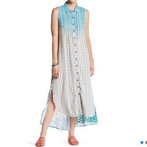 Aratta Enchanted Gardens Maxi Dress